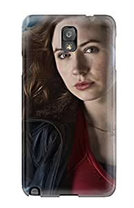 Hot New Karen Gillan As Amy Pond Case Cover For Galaxy Note 3 With Perfect Design
