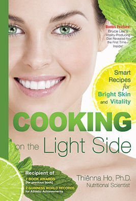 Cooking on the Light Side: Smart Recipes for Bright Skin and Vitality.