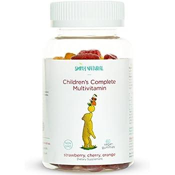 Amazon Com Age 2 Children S Multivitamin Amp Mineral