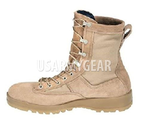 Rocky Made in USA Military Army Desert Goretex GTX 790G Combat Flight Boots 10R