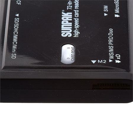 SUNPAK 72 IN 1 CARD READER SIM DRIVER FOR WINDOWS