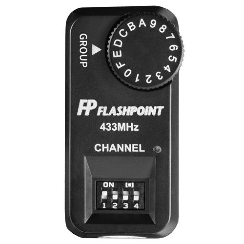 Flashpoint R1 Receiver for The Zoom Li-on Flash (FTR-16S)