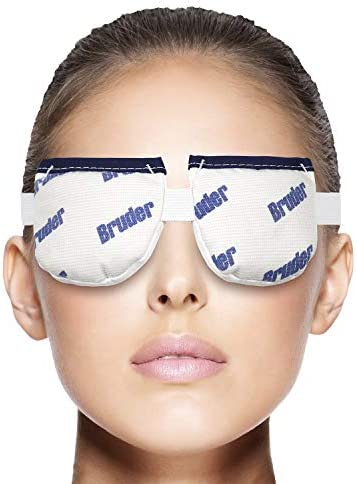 Bruder Moist Heat Eye Compress   Microwave Activated. Relieves Dry Eye