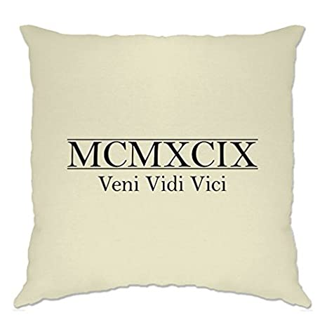 MCMXCIX Veni Vidi Vici nacimiento año 1999 regalo de ...