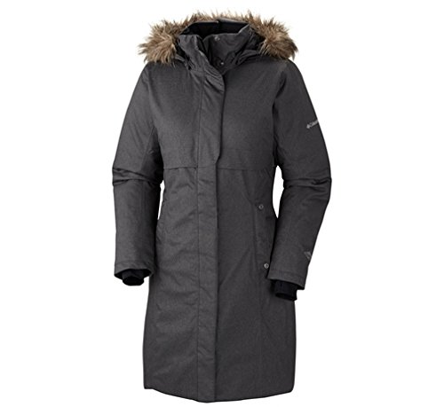e993ad705 Amazon.com: Columbia Women's Apres Arson Long Down Jacket: Clothing
