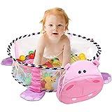 Tapete de Atividades Piscina De Bolinhas - Hippo - Baby Style