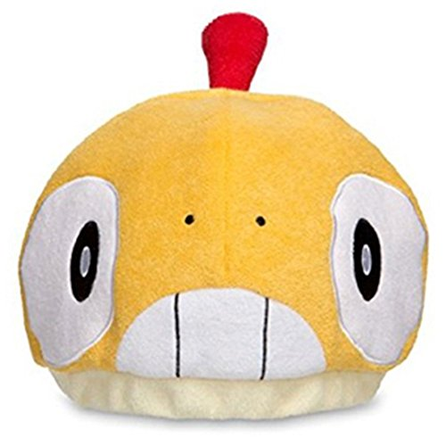 [Scraggy Poké Plush Hat] (Game Boy Fancy Dress Costume)