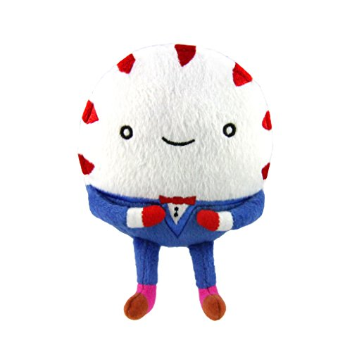 [Adventure Time Peppermint Butler Plush Dog Chew Toy] (Peppermint Butler Costume)