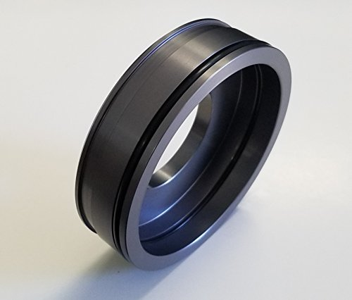 SacCityCorvette LS Aluminum Anodized Rear Main Cover Alignment Tool & Seal Installer GM Gen III & IV Engines LS1-2-3-6-7-9-LQ4-LQ9-4.8L-5.3L-6.0L & More