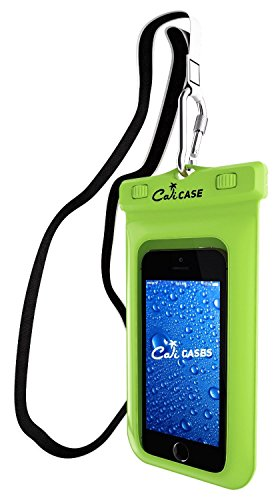 CaliCase Universal Waterproof Floating Case - Yellow