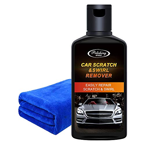 YOOHE Car Scratch Remover - Scratch Removal for Cars, Car Scratch Remover for Easily Repair Light Scratches, Swirl, Scuff, Dirty & Water Spots