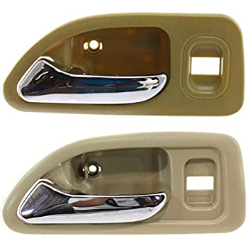 Outside Door Handle texture black fit Front//Rear L//R 98 99 00 01 02 03 Explorer