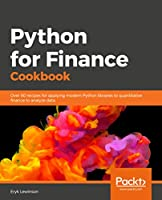 Python for Finance Cookbook Front Cover