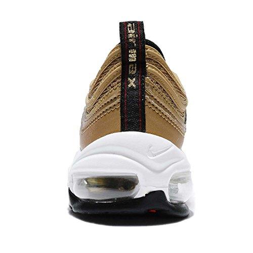 Nike Air Max 97 Wmn Qs Og Oro - Oro Metallizzato / Varsity Red 41 Eur
