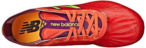 New Balance Mujeres Sd200v1 Track Spike Naranja / Púrpura