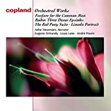 Copland: Orchestral Works- Fanfare for the Common
