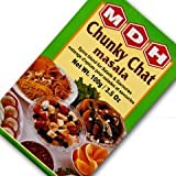 MDH chat masala 500g 12 boxes Chunky Chat masala commercial spice spice seasoning mix spice