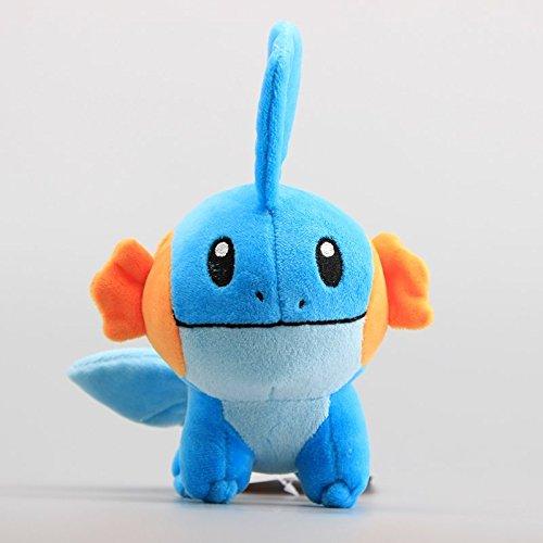 hot sale Pokemon Mudkip Standing 5 5 Inch Toddler Stuffed