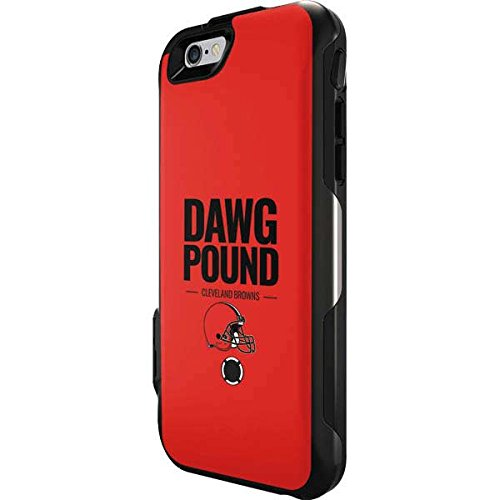 Cleveland Browns OtterBox Resurgence Power Case iPhone 6 Skin - Cleveland Browns Team Motto | NFL X Skinit Skin