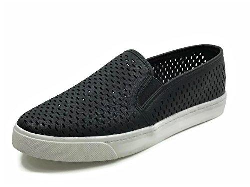 Frisdrank Dames Slip Op Sneakers - Gesloten Teen Zwart Dashboard