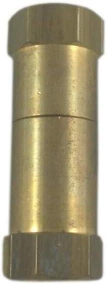 Clapet retenu mazout 12x17 Vert Thermador