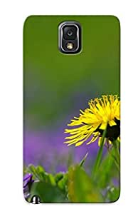 For Galaxy Note 3 Protective Case, High Quality For Galaxy Note 3 Dandelion Skin Case Cover by icecream design