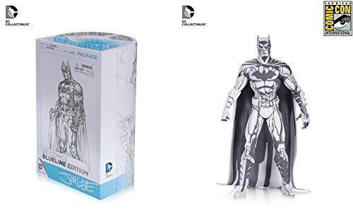 DC Collectibles SDCC 2015 Exclusive Blueline Pencil Batman Figure by Jim Lee