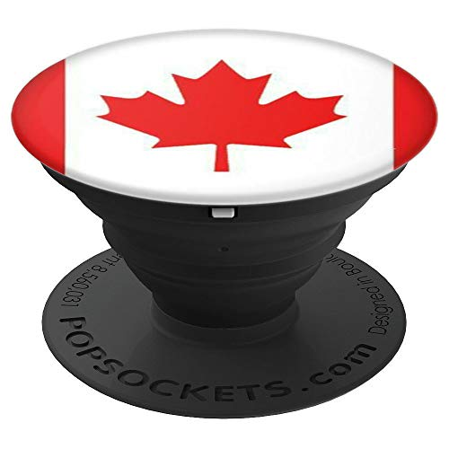 Popsockets : Canada Flag Canadian Flag for phone Case - PopSockets Grip and Stand for Phones and Tablets