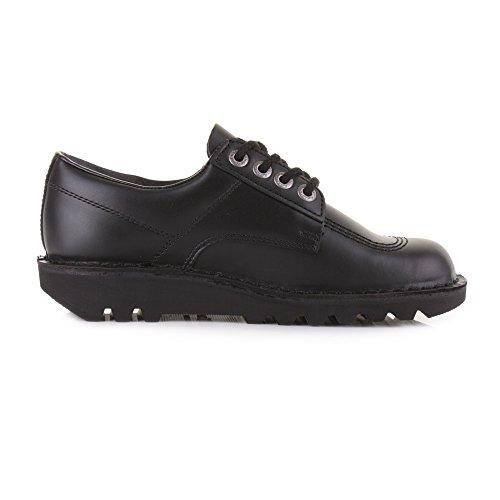 Da uomo motivazioni Kick Lo in pelle con lacci Smart scarpe