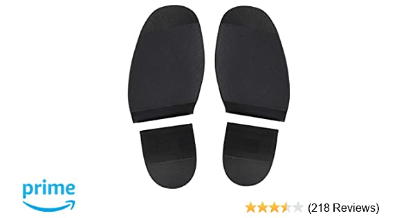 1c1f8d6838c Amazon.com  Shoe Repair Replacement Rubber Heels and Soles 1 Pair  Health    Personal Care