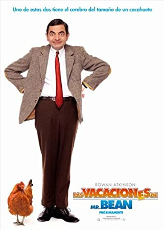 Amazon Com Mr Bean S Holiday Poster Movie Spanish 11x17 Rowan Atkinson Steve Pemberton Lily Atkinson Prints Posters Prints This page is being broken down into multiple pages. mr bean s holiday poster movie spanish