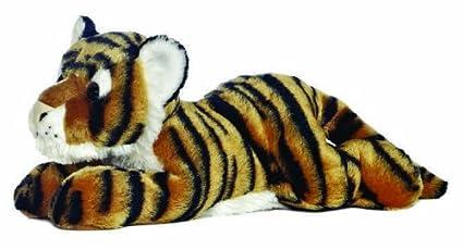 "Amazon.com: 12"" Flopsie Indira Bengala Tigre de peluche ..."