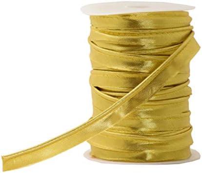 Mandala Crafts Cinta de doble pliegue para bies, cuerda de ...