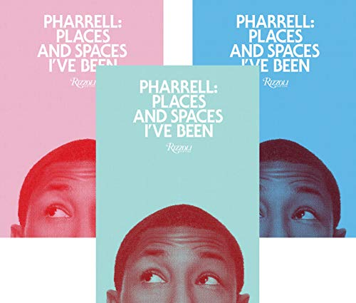 Image of Pharrell: Places and Spaces I've Been