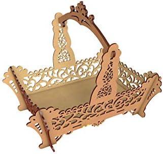 Kit para hacer canasta de madera DM para candy bar mesa dulce ...