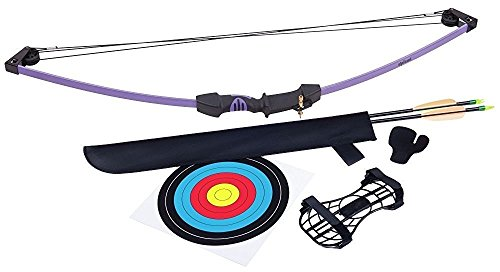 Crosman Upland Compound Bow Start Up