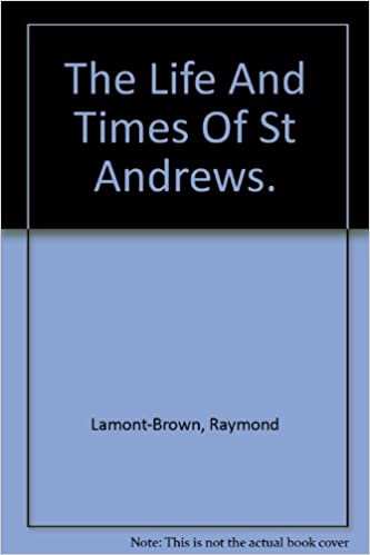 Book The Life and Times of St. Andrews