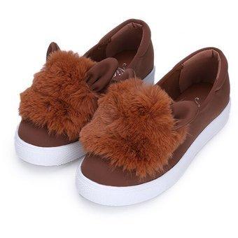 Women Rabbit Ear Shoes Casual Shoes