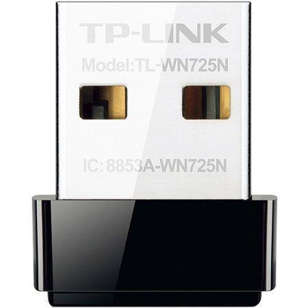 TP-LINK TL-WN725N N150 Nano Wireless USB Adapter