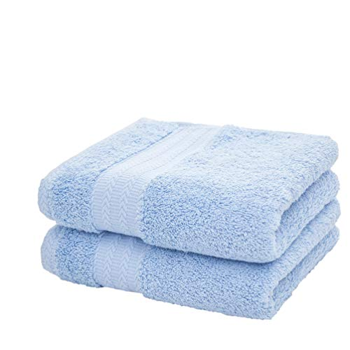 Amazon Com Ultra Soft Cotton Hand Towel Grey X 29 Multipurpose Hand Towels For Bath Hand Face Gym And Spa Home Kitchen