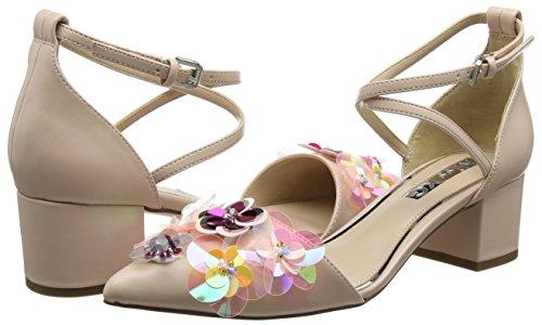 De Azalea Tobillo Mujer Rosa Tacon Con Kg Correa Y pink 98 Zapatos Miss Para 0qwTv