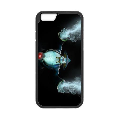 Storm Spirit coque iPhone 6 4.7 Inch cellulaire cas coque de téléphone cas téléphone cellulaire noir couvercle EEECBCAAN01962