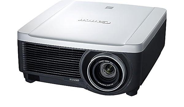 Canon XEED WUX6500 Video - Proyector (6500 lúmenes ANSI, LCOS ...