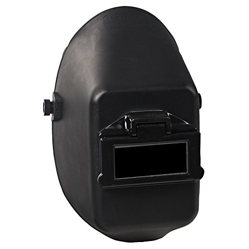 Jackson Safety W10 Passive Lift-Front Welding Helmet (14534), W10 930P with Shade 10 Filter, Black, 4 / Case by Jackson Safety (Image #6)