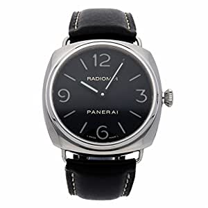 Panerai Radiomir Mechanical-Hand-Wind Male Watch PAM00210 (Certified Pre-Owned)