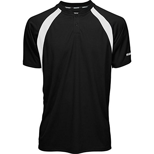 (Marucci Youth Two-Button Performance Baseball Jersey)
