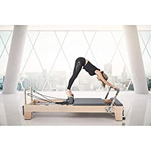 Well-Being-Matters 41-1u2yKvWL._SS300_ ELINA PILATES Elite Wood Reformer