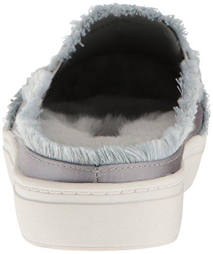 De Femmes La Silver Satin Chaussures A Mode Laundry Sport Dirty qt851UYq