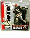 ": McFarlane Toys 6"" NFL Legends Series 2 - Jim Brown"