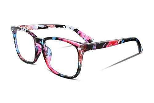 FEISEDY Square Optical Glasses Eyewear product image
